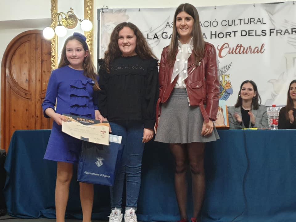Premis Concurs narrativa Falla La Gallera-Hort dels Frares