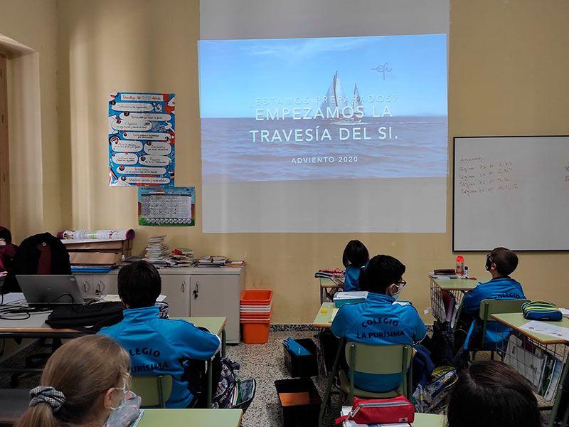 Colegio La Purísima Málaga