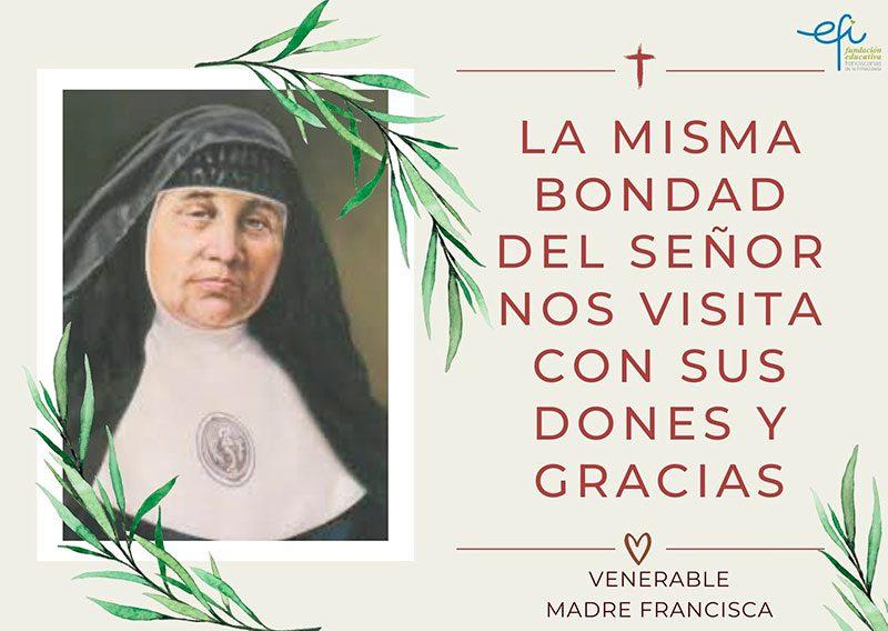venerasa madre francisca