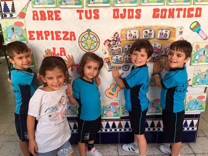 EFI - Colegio La Purísima Málaga
