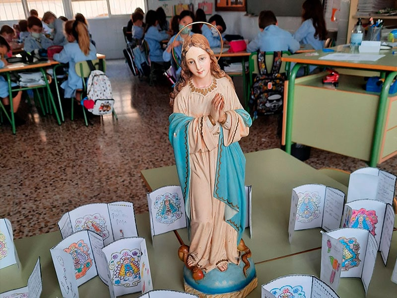EFI - Colegio La Purísima Grao